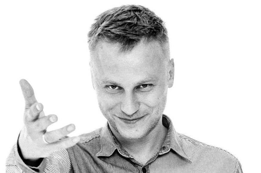 Wywiad z hipnotyzerem Michałem Cieślakowskim